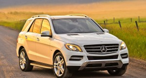 Essai Routier Mercedes-Benz ML350 Bluetec – Confortable et solide