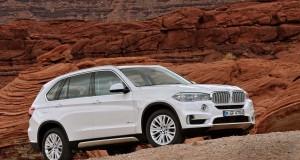 BMW dévoile la prochaine génération du X5