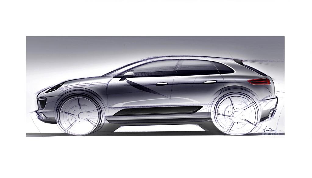 Porsche Manada