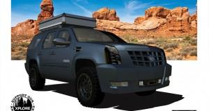 Transformer votre Cadillac Escalade en véritable tout-terrain