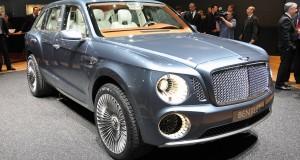 Bentley confirme l'arrivée de son premier véhicule utilitaire sport