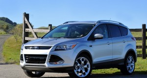 Essai Routier Ford Escape 1.6 EcoBoost 2013
