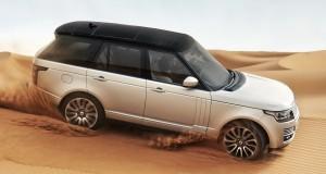 Le Range Rover remporte le titre de véhicules de luxe le plus apprécié des femmes