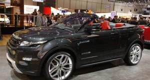 Le Range Rover Evoque Convertible reçoit le feu vert