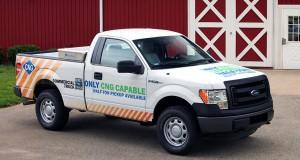 Ford permet aux propriétaires de F-150 2014 de rouler au propane liquide ou encore au gaz naturel comprimé