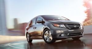 La Honda Odyssey est la première minifourgonnette à obtenir une cote Meilleure Sécurité + de l'IIHS