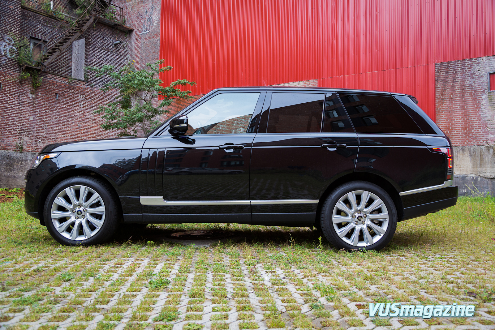 Essai Routier Range Rover Supercharged 2014