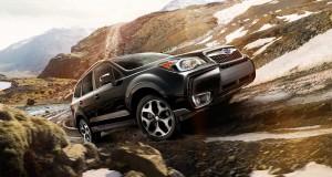 Le Subaru Forester 2014 nommé meilleur VUS par Motor Trend