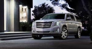 Le nouveau Cadillac Escalade 2015