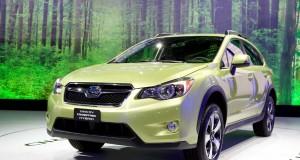 Le Subaru XV Crosstrek Hybride 2014 sera lancé en novembre