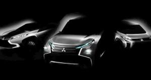 Trois véhicules utilitaires sport Mitsubishi seront dévoilés à Tokyo