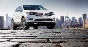 Lincoln MKC 2015 – l'importance d'un modèle