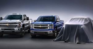 Les premières images du nouveau Chevrolet Colorado