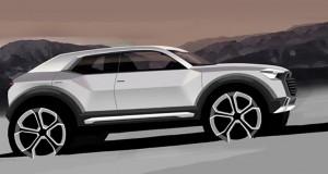 Audi prépare le Q1