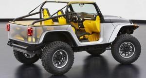 Jeep dévoile six concepts en prévision du Easter Safari