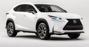 Lexus dévoile l'utilitaire sport NX