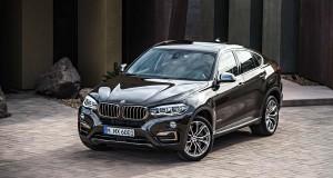 BMW dévoile X6 2015
