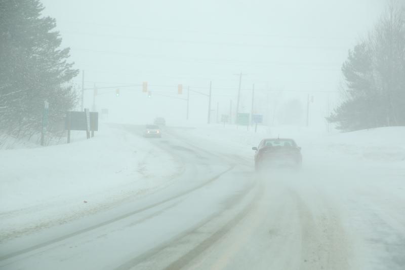conduire en hiver, sécurité, conseils