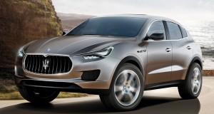 Le Maserati Levante pourrait être dévoilé au Salon de Détroit