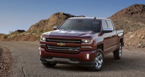 Le Chevrolet Silverado change de look