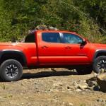 Toyota Tacoma 2016, un numéro 1 qui le restera
