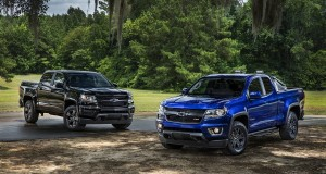 Le Chevrolet Colorado ajoute deux versions