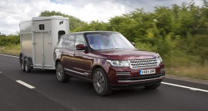 Land Rover propose la remorque transparente