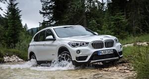 BMW X1 2016 : BMW a levé le voile sur son VUS compact à Francfort