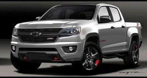 Chevrolet présente son Silverado  Red Line