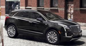 Cadillac dévoile son XT5