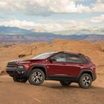 Essai routier Jeep Cherokee Trailhawk, le petit aux grandes ambitions
