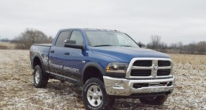 RAM 2500 Power Wagon : le Goliath de la route