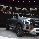 Nissan Titan Warrior: grand, gros et méchant
