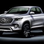 Mercedes-Benz aura-t-elle sa classe X?