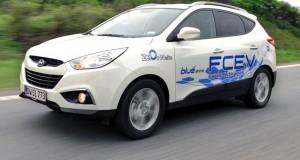 Hyundai continue de miser sur l'hydrogène pour ses VUS