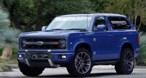 Et si le Ford Bronco ressemblait à cela?