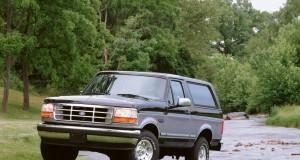 Le Ford Bronco pourrait relancer un quatuor de VUS Ford