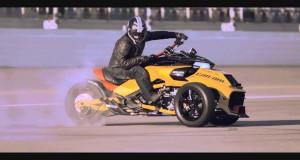Can-Am propose un concept méchant, le Spyder F3 Turbo