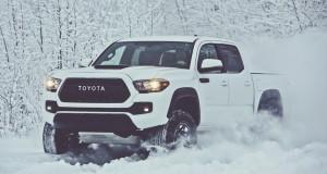 Toyota se lance dans l'extrême avec le Tacoma TRD Pro