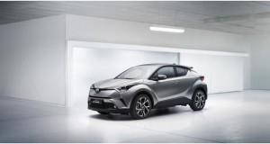 Le Toyota C-HR, utilitaire sous compacte et hybride
