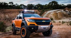 Chevrolet dévoile le Colorado Xtrem