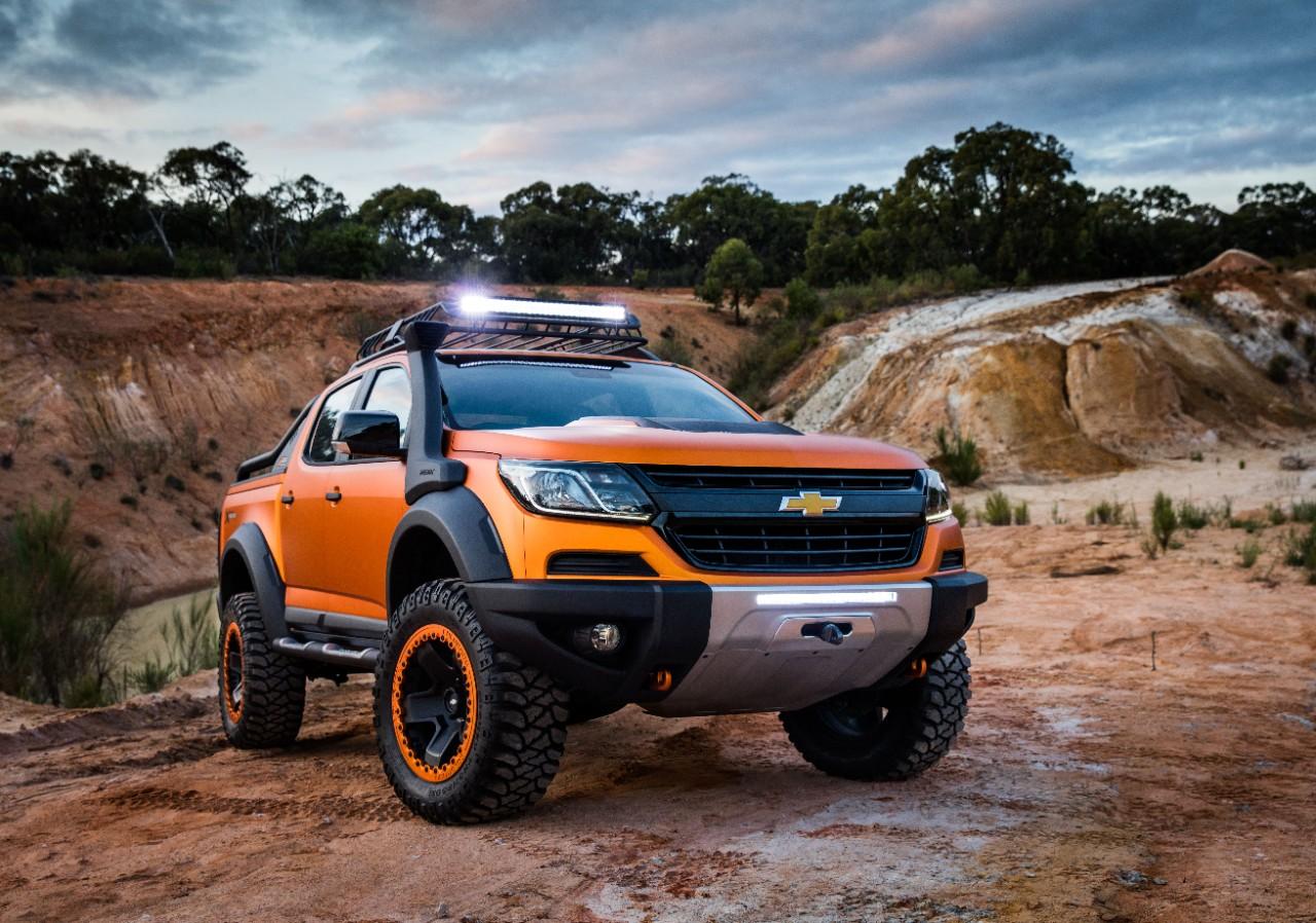 Chevrolet Colorado Xtrem 1