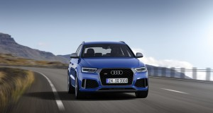 Audi RS Q3 Performance, petit mais rapide