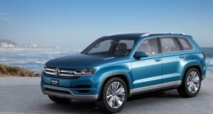 VW s'approche d'un multisegment de grande taille