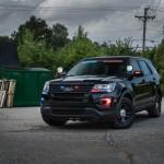 Le Ford Explorer Interceptor affiche un nouveau look
