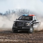 Ford F-150 Spécial service, au rapport!