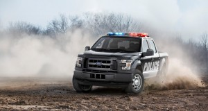 Ford F-150 Spécial service, au rapport!