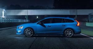 Volvo accueille une nouvelle familiale V60 Polestar