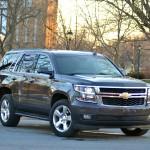 Chevrolet Tahoe 2016, quand la taille importe peu