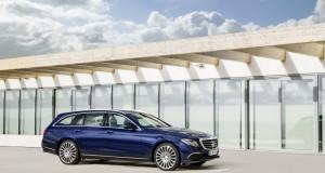 La Mercedes-Benz Classe E pourrait-elle devenir une Allroad?